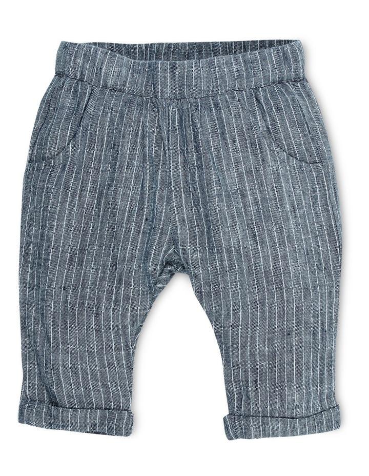 Little Mr Long Stripe Pant image 1