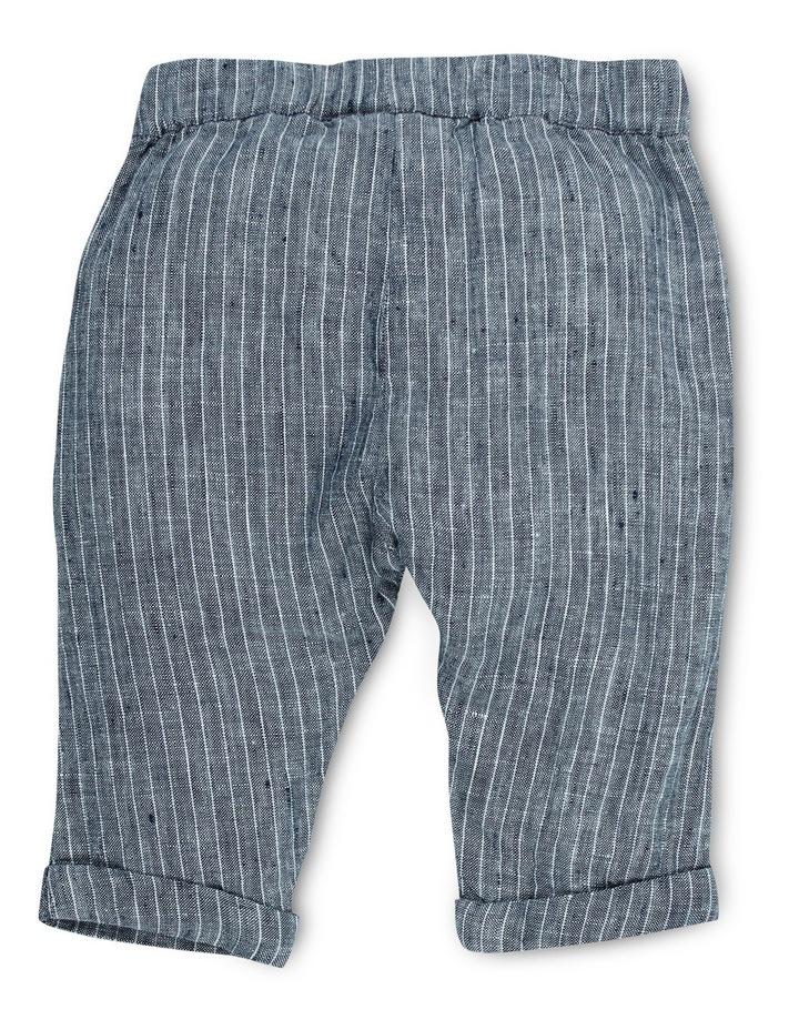 Little Mr Long Stripe Pant image 2