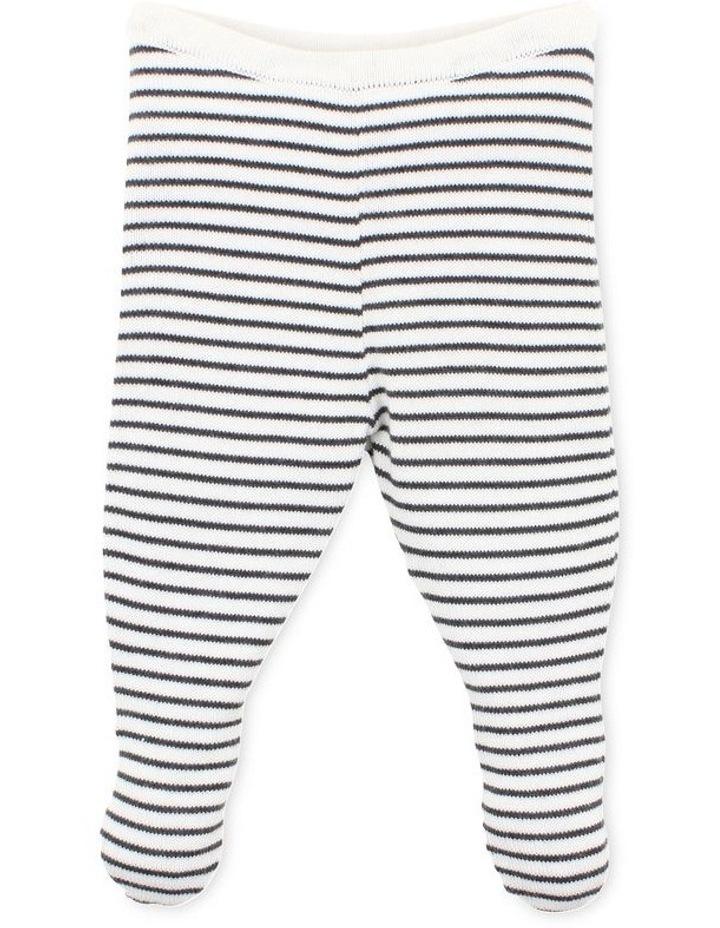 Sheep Stripe Knitted Pant image 1