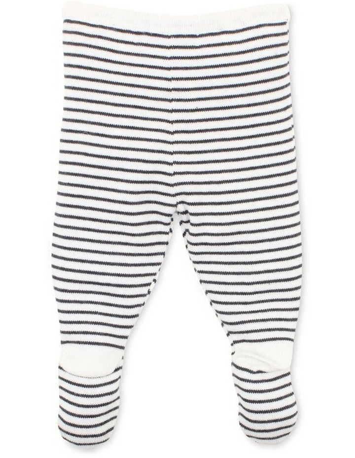 Sheep Stripe Knitted Pant image 2