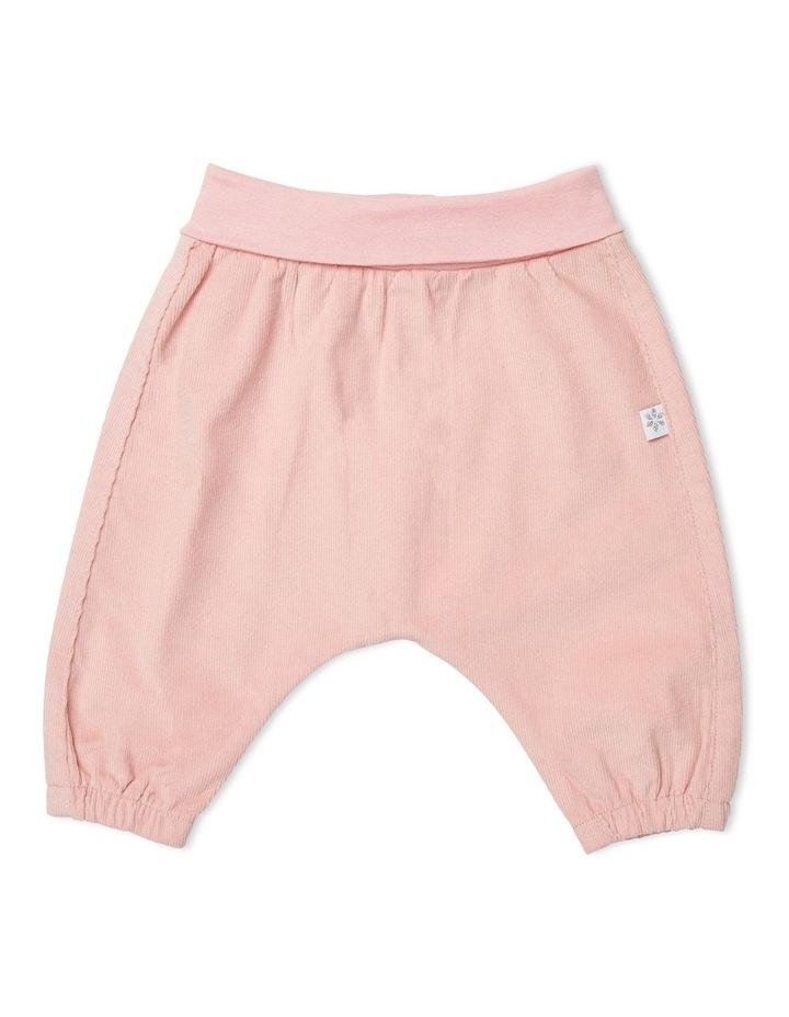 Pink Corduroy Pants image 1