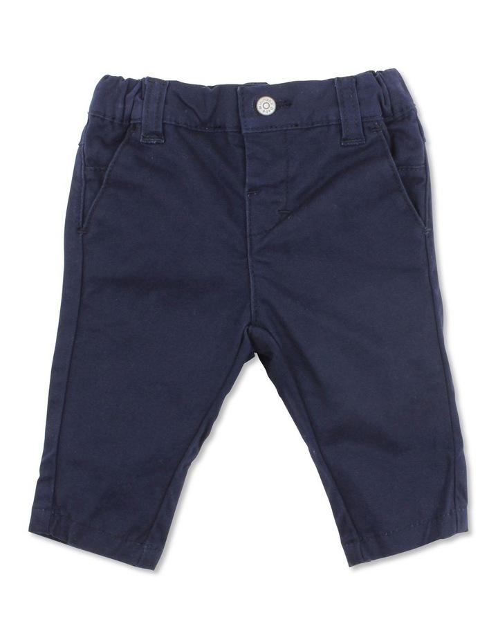 Charles Navy Pants image 1