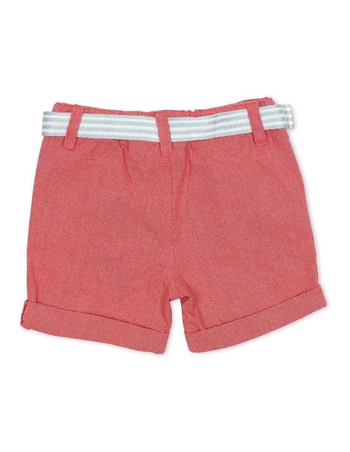 Shorts with Belt image 2