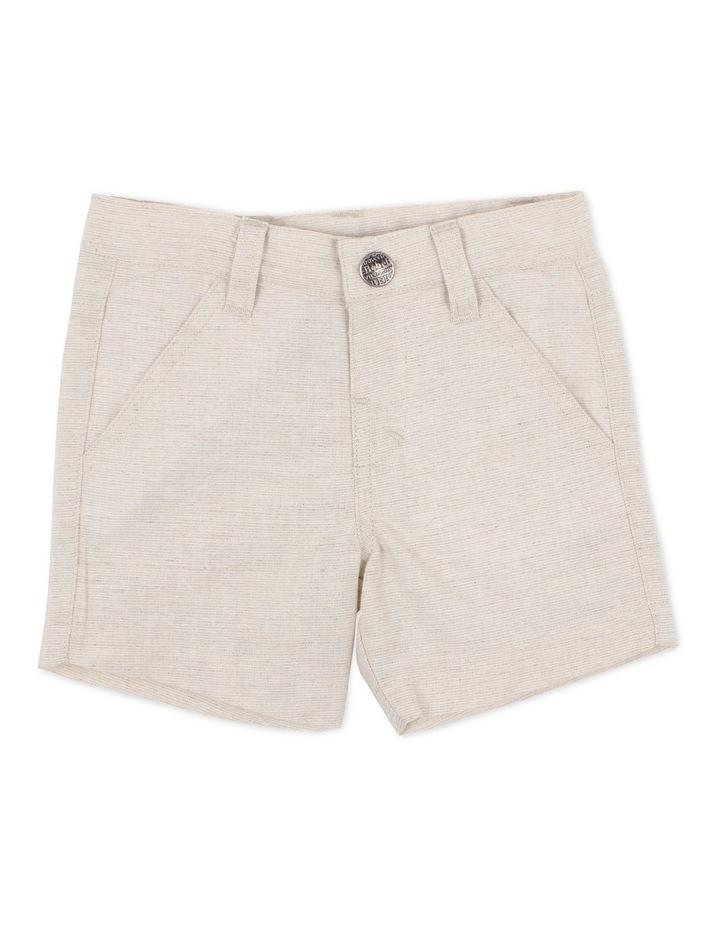 Louis Linen Shorts image 1