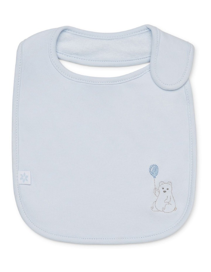 2 pack Bibs - Bear image 2
