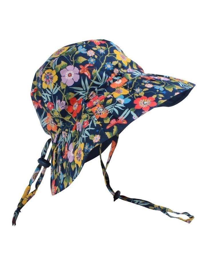 Navy Liberty Sun Hat image 1