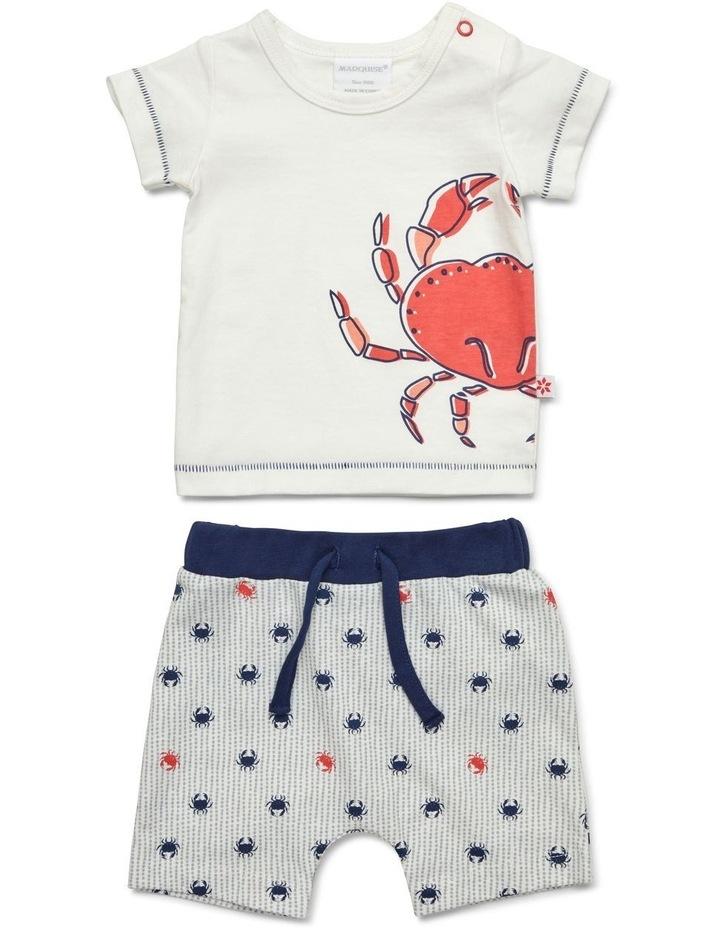 Crab Tee & Short Set image 1