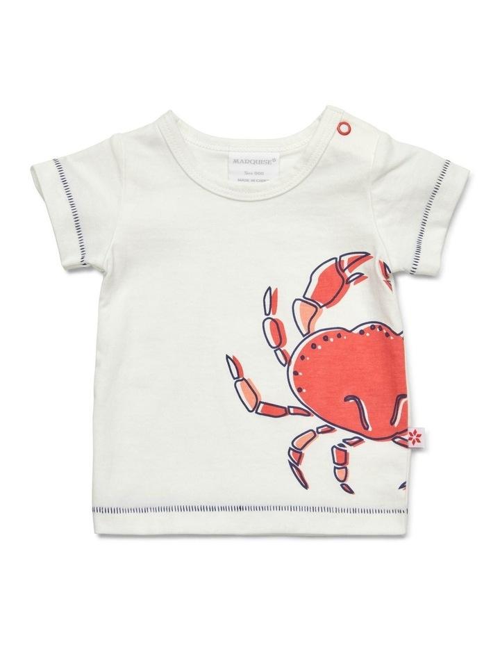 Crab Tee & Short Set image 2