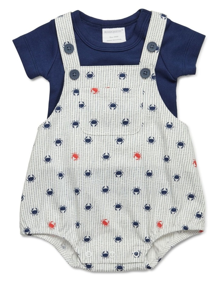Crab Shortall & Tee Set image 1
