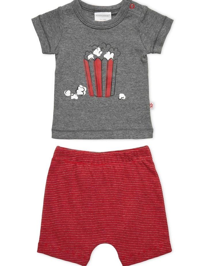 Scribble Tee & Short Set image 1
