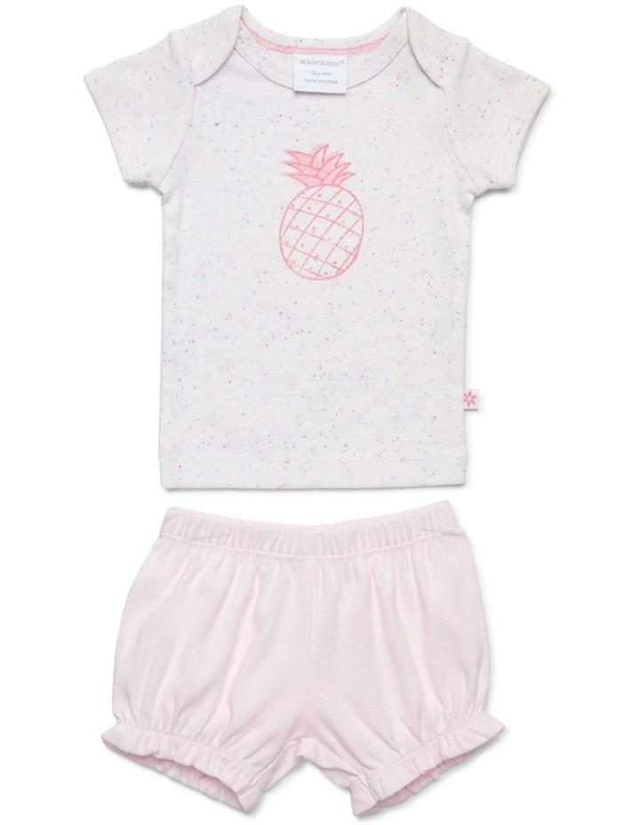 Pineapple Tee & Short Set image 1