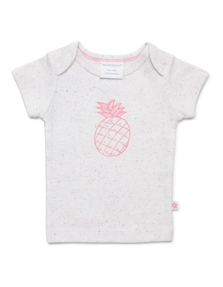 Pineapple Tee & Short Set image 2