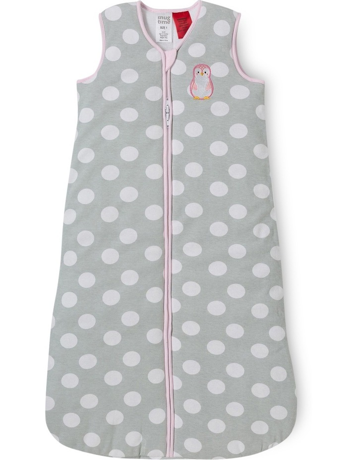 Padded sleeveless Cosi Bag image 1