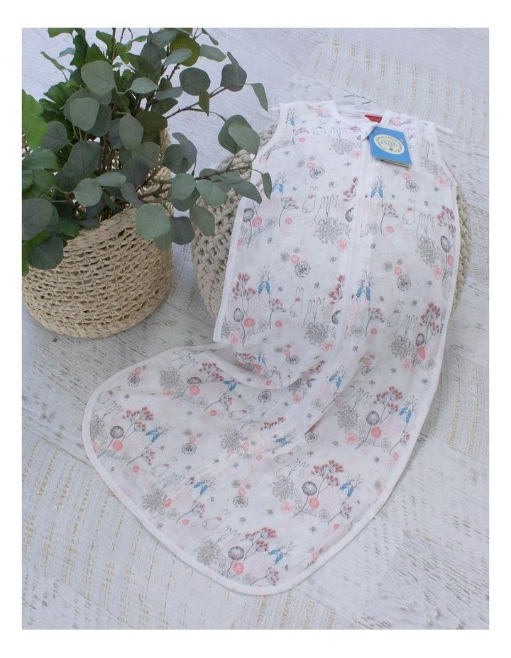 Dandelion Dreams Muslin Sleeping Bag image 2