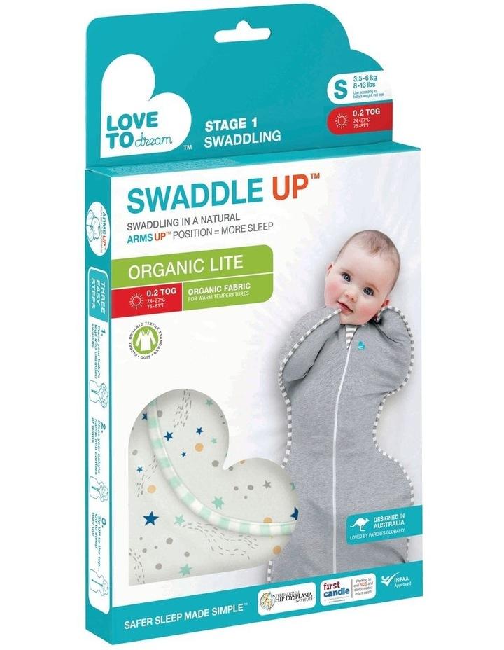 Swaddle Up Organic Lite 0.2 Tog image 2