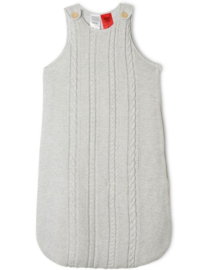Snugtime Padded True Knit Sleeping Bag image 1
