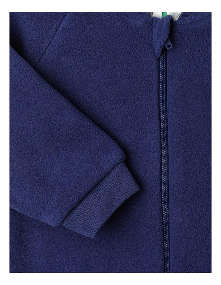 Lined Polar Fleece Blanket Sleeper image 3