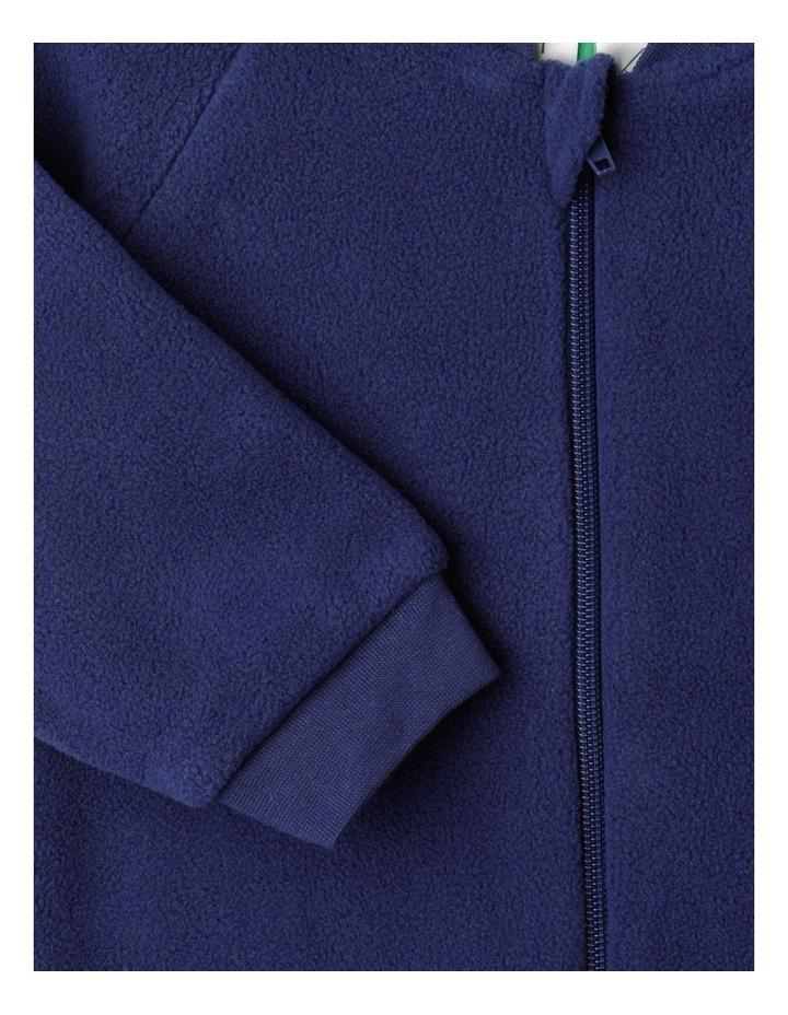 Lined Polar Fleece Blanket Sleeper image 2