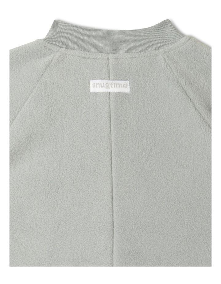 Lined Polar Fleece Blanket Sleeper image 6