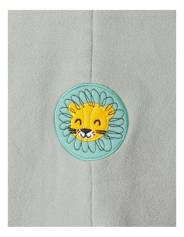 Lined Polar Fleece Blanket Sleeper image 7