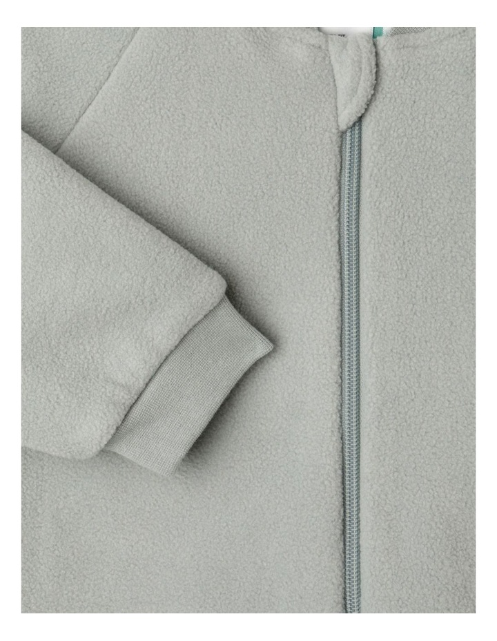 Lined Polar Fleece Blanket Sleeper image 3