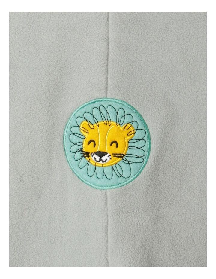 Lined Polar Fleece Blanket Sleeper image 5