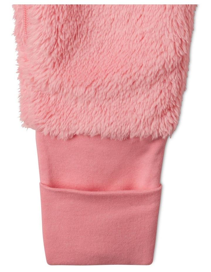 Lined Coral Fleece Blanket Sleeper image 5