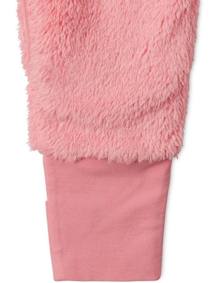 Lined Coral Fleece Blanket Sleeper image 6