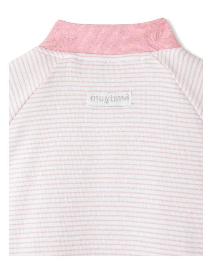 Long Sleeve Padded Stripe Cosi Bag image 4