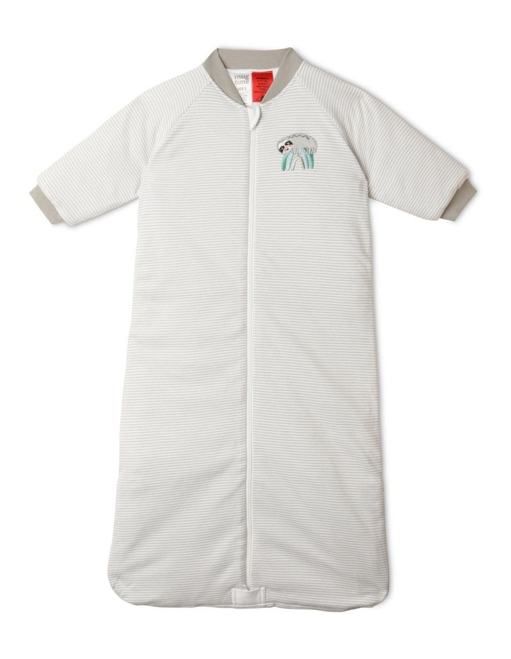Long Sleeve Padded Stripe Cosi Bag image 1