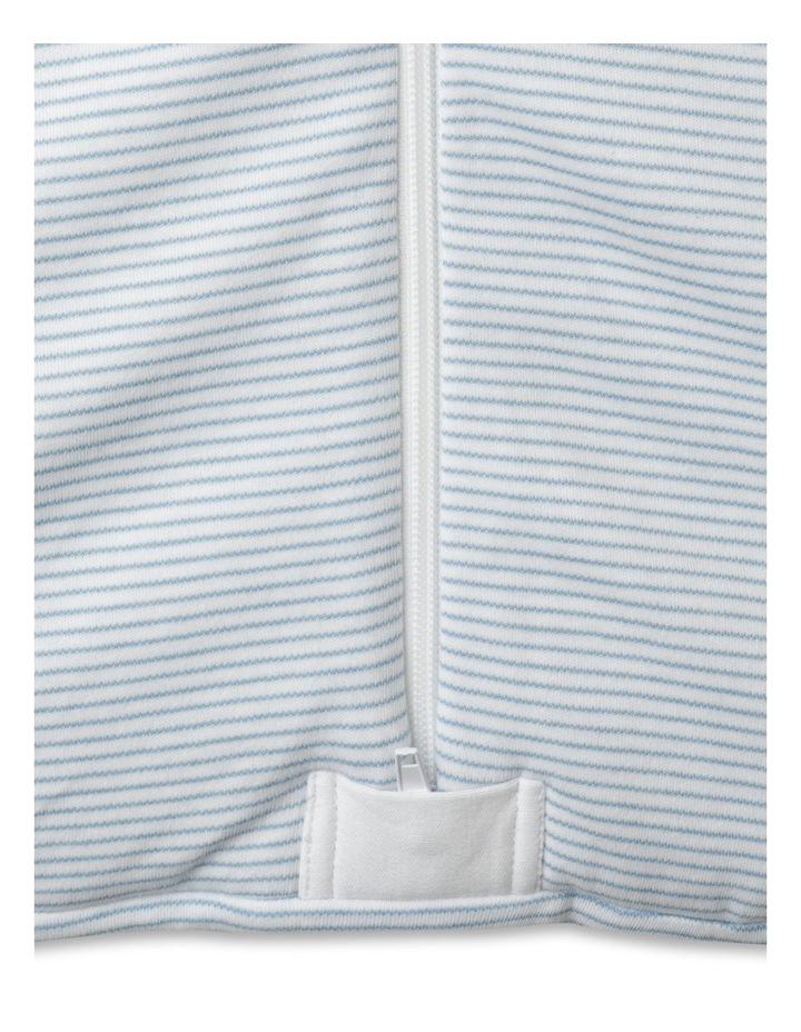 Long Sleeve Padded Stripe Cosi Bag image 3