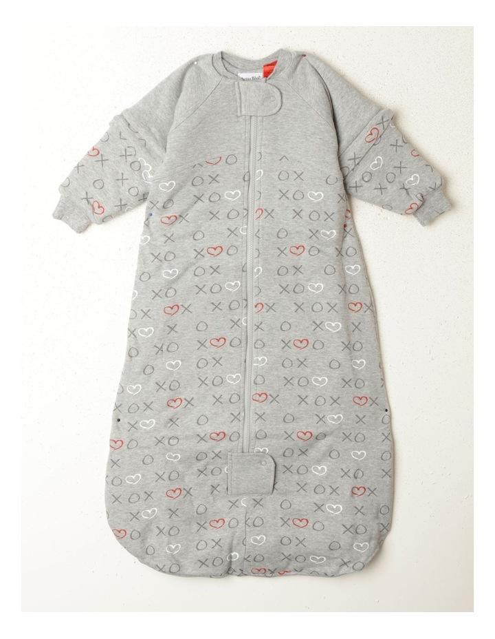 Grey Marle Convertible 2.5 Tog Sleep Bag image 1