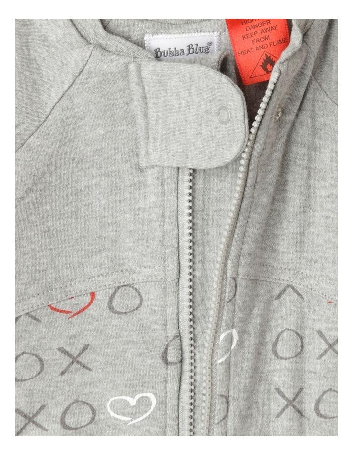 Grey Marle Convertible 2.5 Tog Sleep Bag image 3