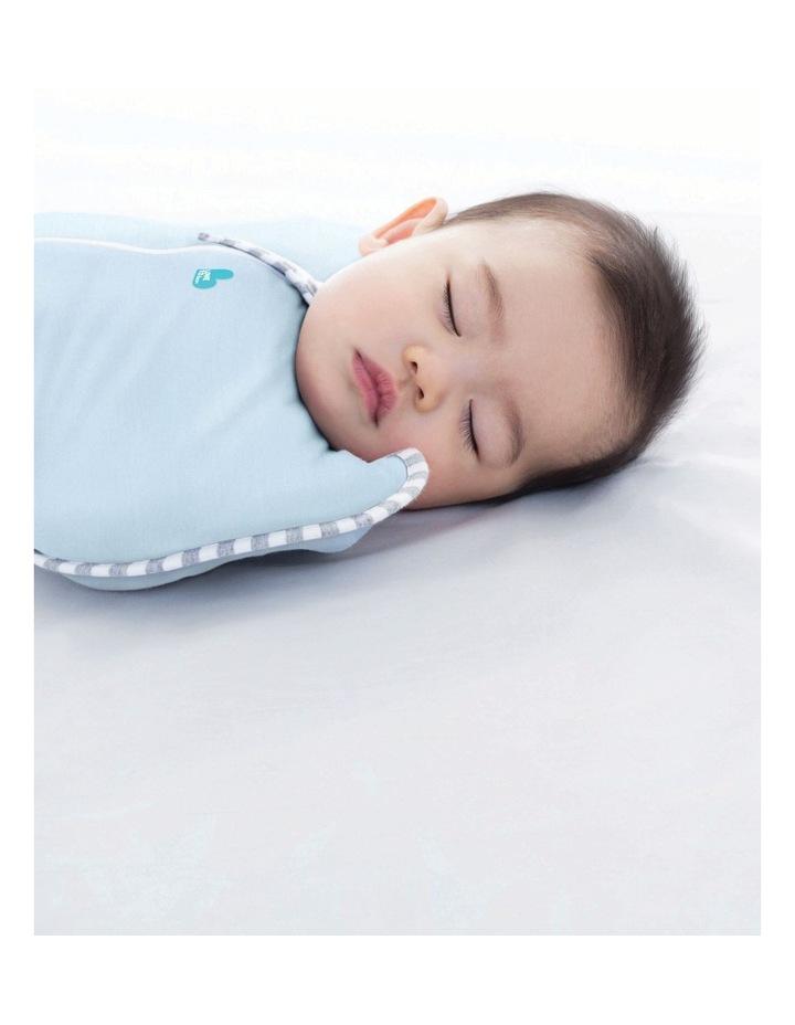 Swaddle Up Original Sleepbag Blue image 2