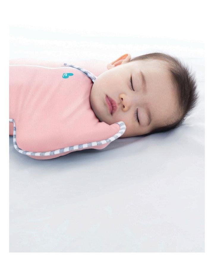 Swaddle Up Original Sleepbag Pink image 4