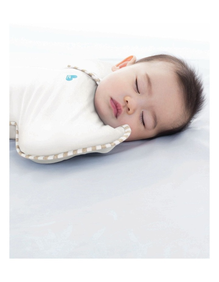 Swaddle Up Original Sleepbag Cream image 3
