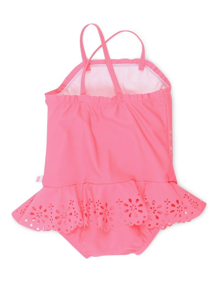 Elle Swim Suit w Cutwork image 2