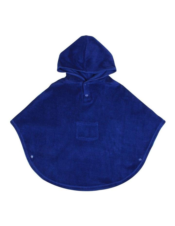 Hooded Poncho image 1