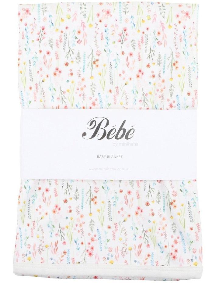 Grace Bunny Rug Blanket image 1