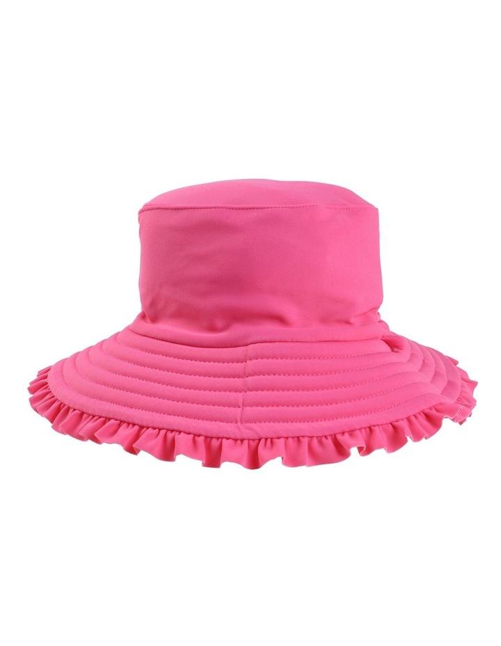 Hot Pink Sun Hat image 1