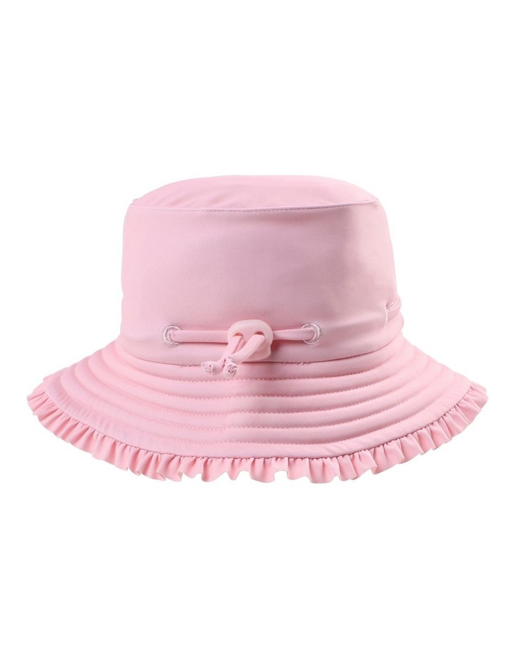 Pale Pink Sun Hat image 2