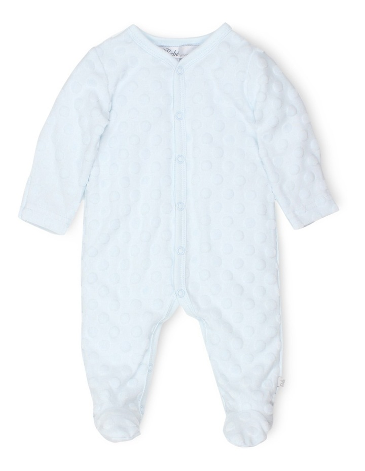 Long sleeve coverall image 1
