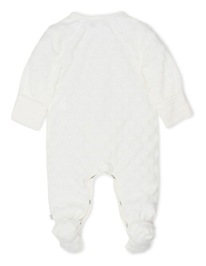 Long sleeve coverall image 3
