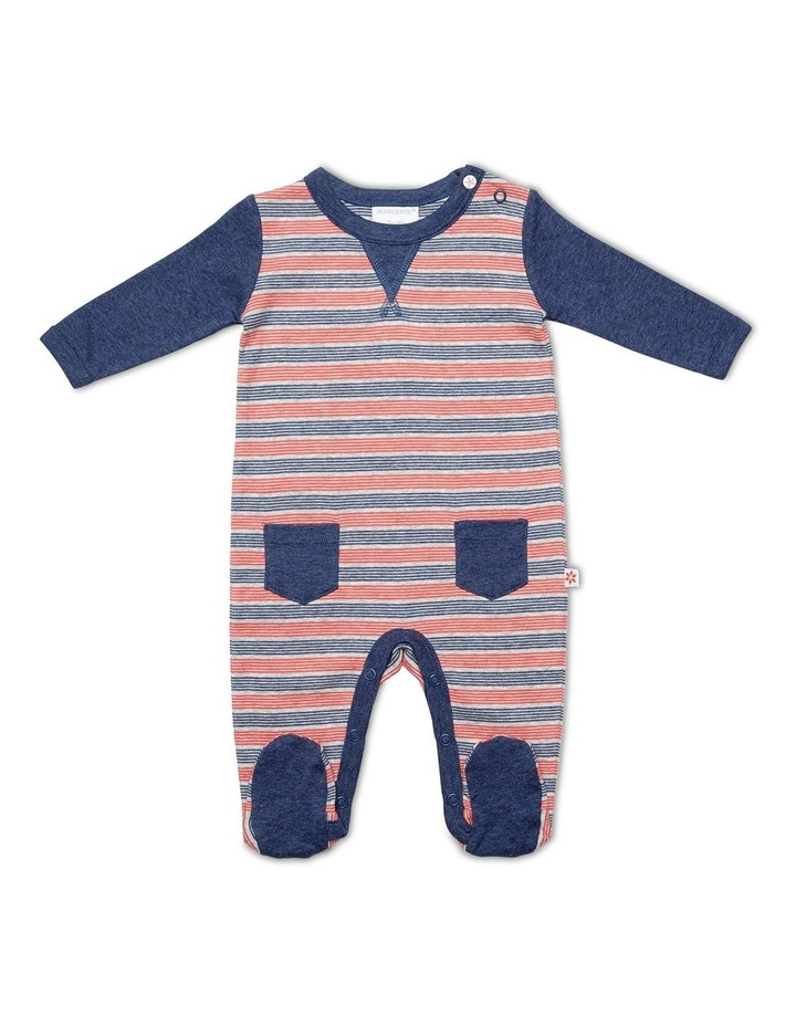 Footed Studsuit image 1