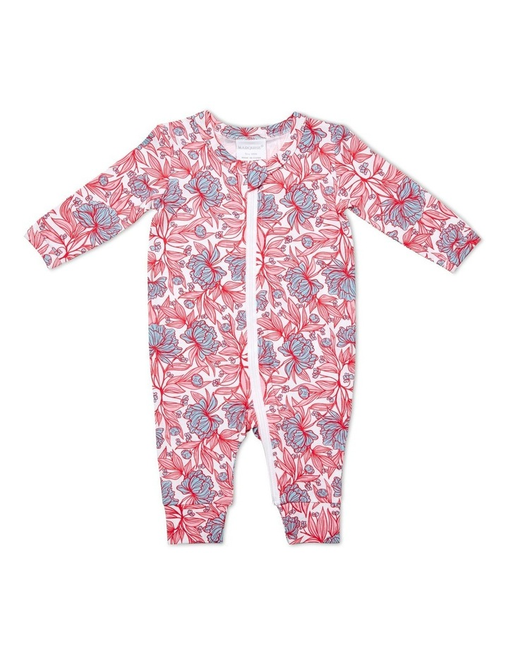 Floral Zipsuit image 1