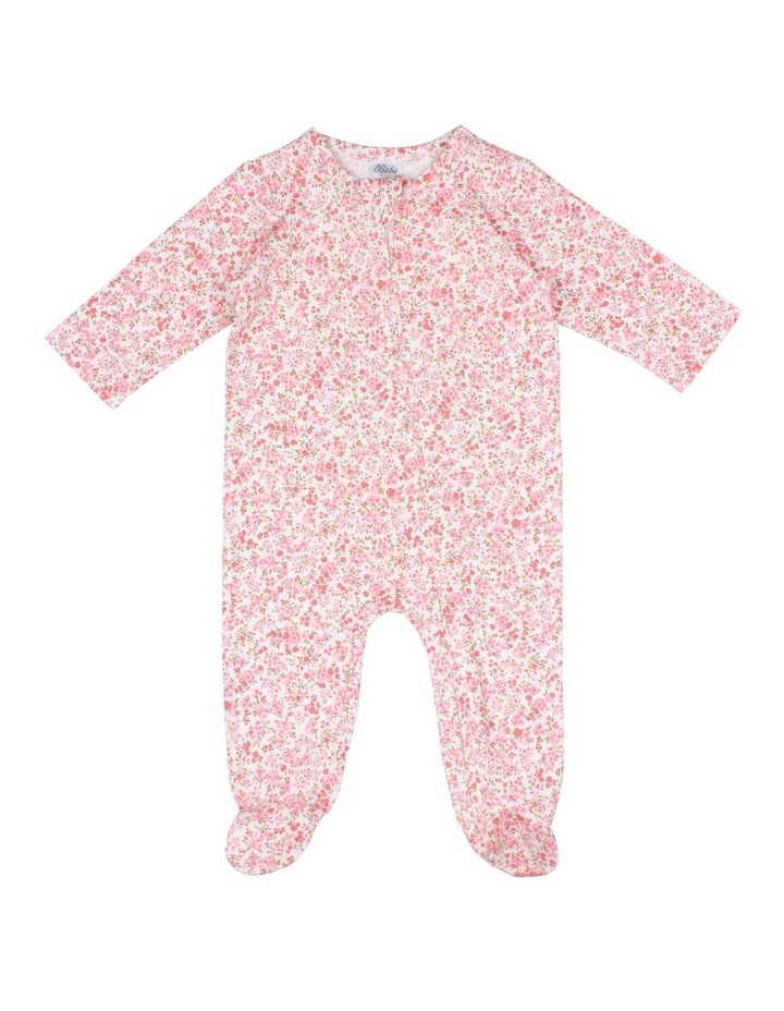 Floral Coverall image 1