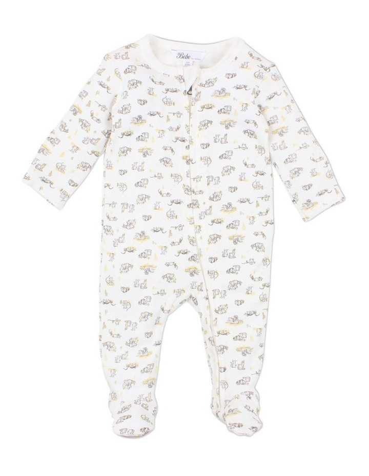 Unisex Print Coverall image 1