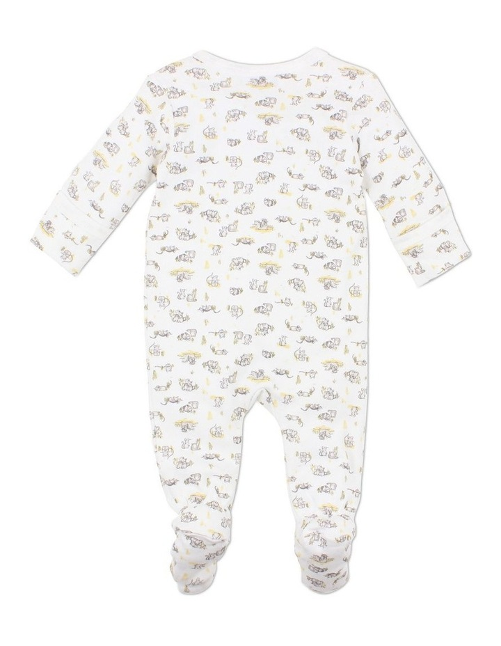 Unisex Print Coverall image 2