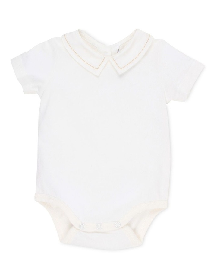 Louis Bodysuit With Collar image 1