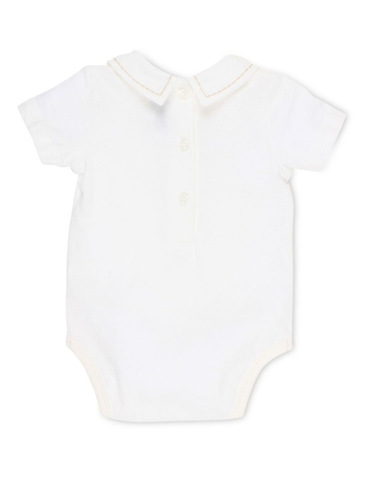 Louis Bodysuit With Collar image 2